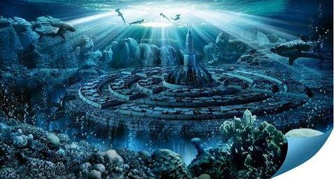 古代文明の謎に迫る!海に没した3つの古代文明