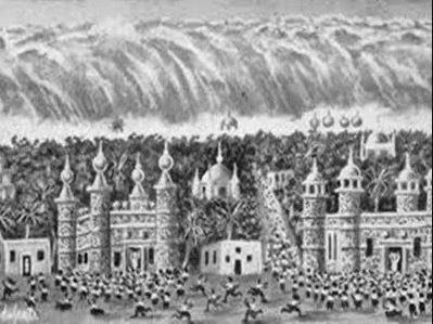 謎の古代文明は実在した?3大超古代文明の謎