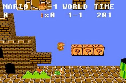 スーパーマリオ都市伝説!マリオやブロックに隠された裏話…