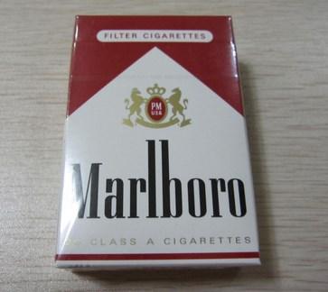 タバコ・マルボロの都市伝説!隠された暗号メッセージとは…?
