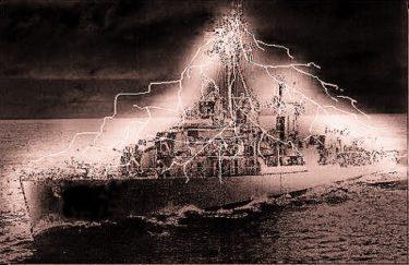 フィラデルフィア計画中の実験で起きた驚愕の事件とは?軍艦と人がテレポート?