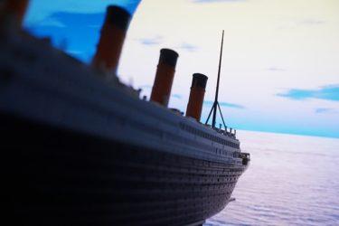 【驚愕】タイタニック号は沈没していなかった!?地球上の最大の詐欺事件の全貌とは?