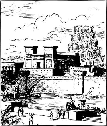 資本主義の末路、現代はバビロニア借金制度によって支配されている。