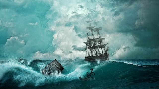 バミューダトライアングルの現在は?語り継がれる魔の三角海域の謎