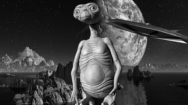 スティーブン・スピルバーグ監督は宇宙人と会っていた!?