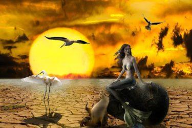 妖怪アマビエは人魚ではない?コロナ終息の願いを込めて描かれる不思議な妖怪の真実